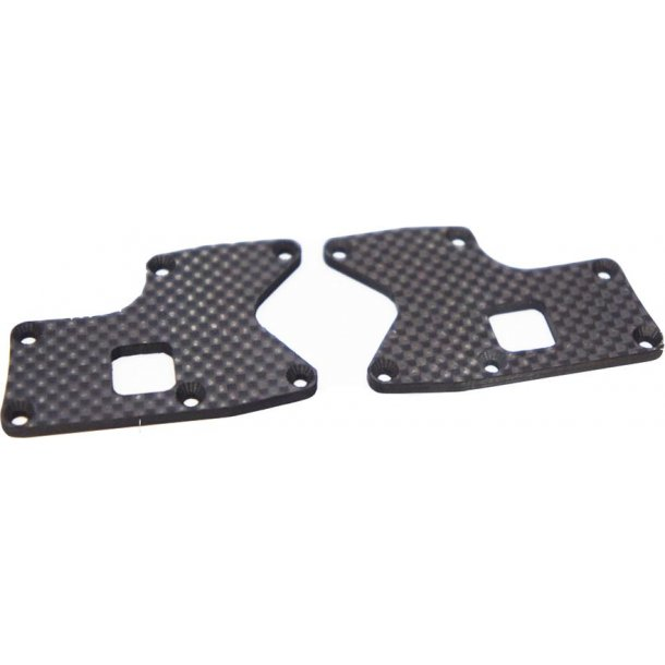 A215 SV 1mm Carbon Rear Wishbone Stiffener (for soft wishbone)