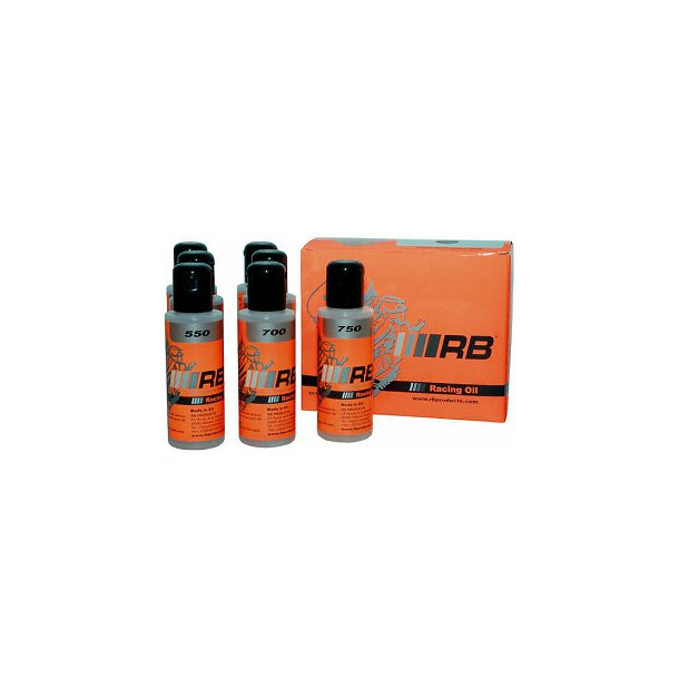 RB silicone diff olie 8000
