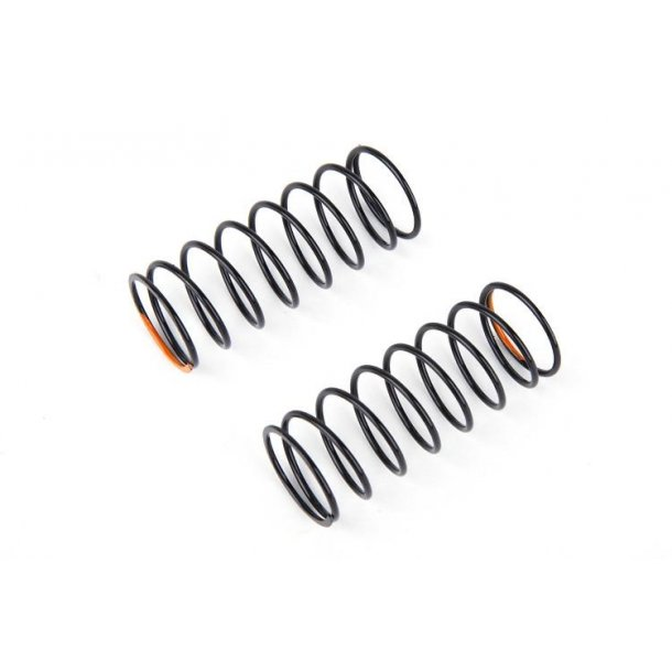 A215 Rear shock spring ( mid ) orange dot