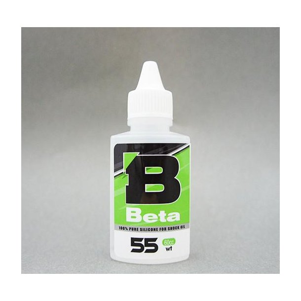 55wt Silicon Shock Oil (60ml)